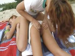 two dike schoolgirls from russia