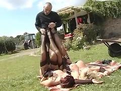 nylon porn 3some two f 1m