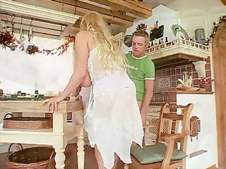 german mature lady with nice real bossom