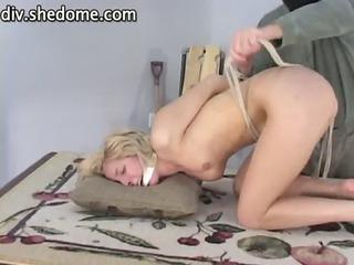 sex kitten reddish in bondage meridian
