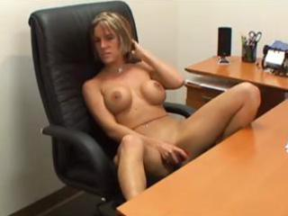 naughty blond woman associate fist kitty and