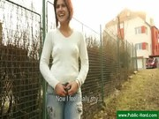 Public Pickups - Nude Czech Girls Get Paid For