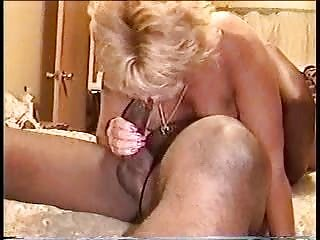 elderly takes some bbc