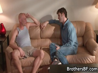 brothers sexy lover obtains libido sucked part3