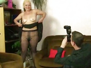 he shoots and gangbangs his wifes milf