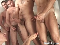 strong group fuck with horny nasty whore who