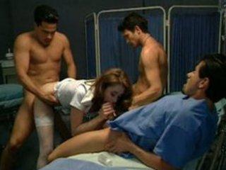 chloe nichole  arse pierced busty nurses