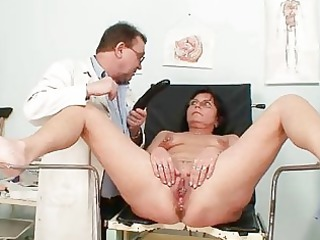 elder gang-banged pussy slut bizarre kitty exam