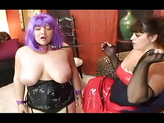 bbw homosexual woman domination
