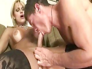tranny fuck and man dumps cumshots