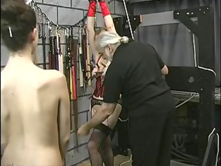 thick giant wazoo sadomasochism lesbo is tortured