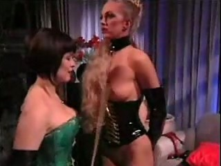 nylons lesbians and spankings