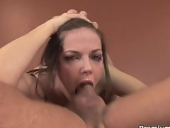 bobbi starr brutal face drilling