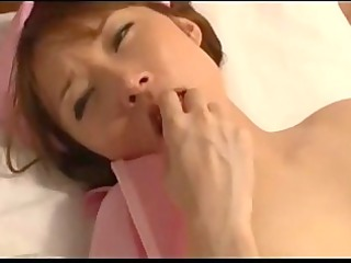 medic fingered licking patient penis into 69