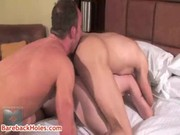Damian rod gets rimmed by trevor gay porn