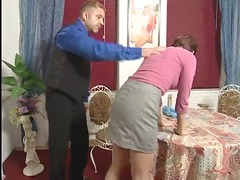 german legal age man maid punished with a stick