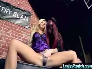hot lesbians own punished with toys vid02