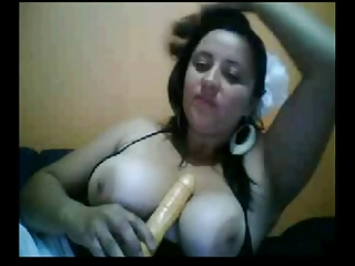 heavy and plastic cock