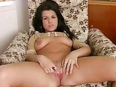 desperate mature with sex toy