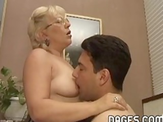 cougar slut boned for pure