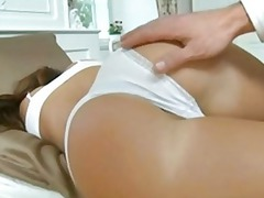 inexperienced lil satin bloom shows how she