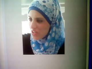 sperm tribute to arab whore nasira