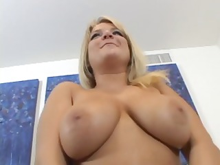 super wide laci gets a creampie