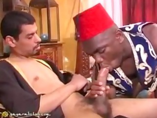 he pleased me with his giant arabian dick!