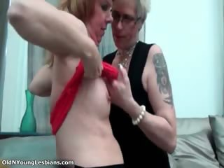 naughty dike with glasses is licking part2