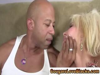 older  nylons chick gets gangbanged