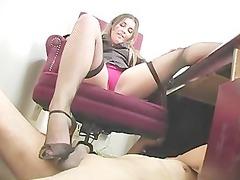latin femdom ball busting bitches 01 - scene 3