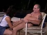 Cher Sucks Uncle Jesses Old Cock