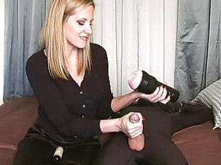 amateur handjobs with obsess loving hooded gimps