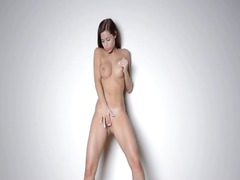 sexy dance and please of awesome babe