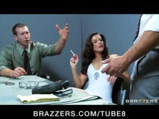desperate brunette india summer smokes, next