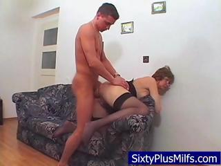 severe cougar drilled brooke