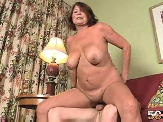 60 yo mature granny suzie wood clean kitty