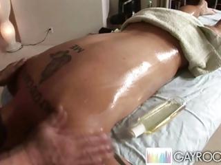 amatur twink massage