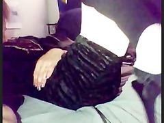 sweet lingerie high-heeled woman webcam cocktease