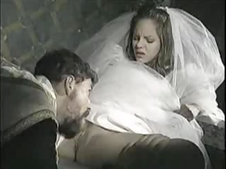 bride fucked by priest