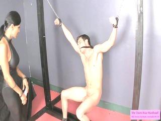 jasmine bashful titty banging femdom final tugjob