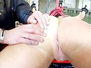from bdsmstreak.com  two men punish german slut